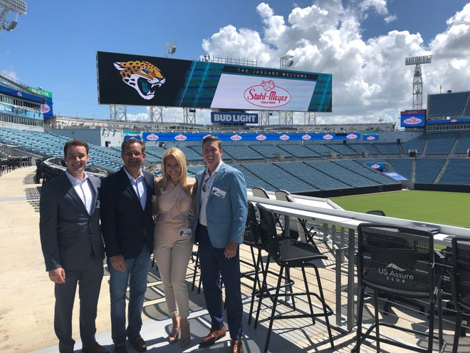 Stahl-Meyer Foods is now the official hot dog of the Jacksonville Jaguars.