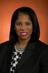 Renisha Gibbs, associate vice president for human resources,  Florida State University.