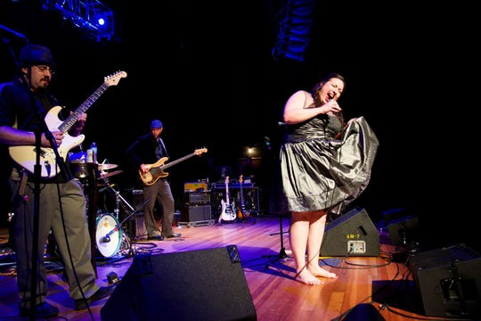 Gracie Curran brings her High-Falutin' Band to the stage at 9 p.m. Friday at Bradfordville Blues Club.