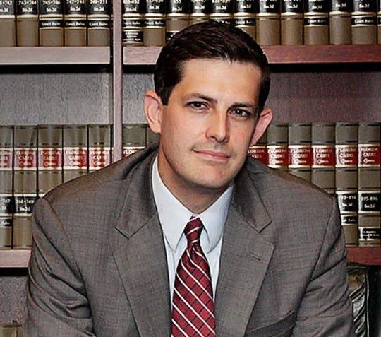 Matt Liebenhaut, president of NAMI Tallahassee