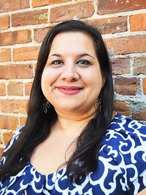 Adela Ghadimi, president of the Graduate Assistants Union at Florida State University.