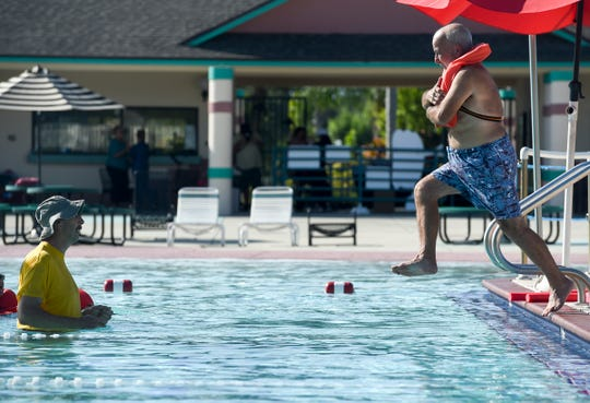 The Gifford Aquatic Center will be temporarily closed later this month for swimming pool renovations.