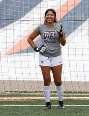 UTEP goalkeeper Alyssa Palacios says her family and the fans in El Paso have made the city her home away from home.