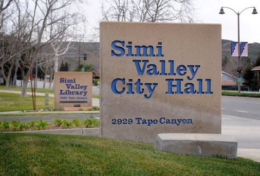 Simi Valley City Hall 1