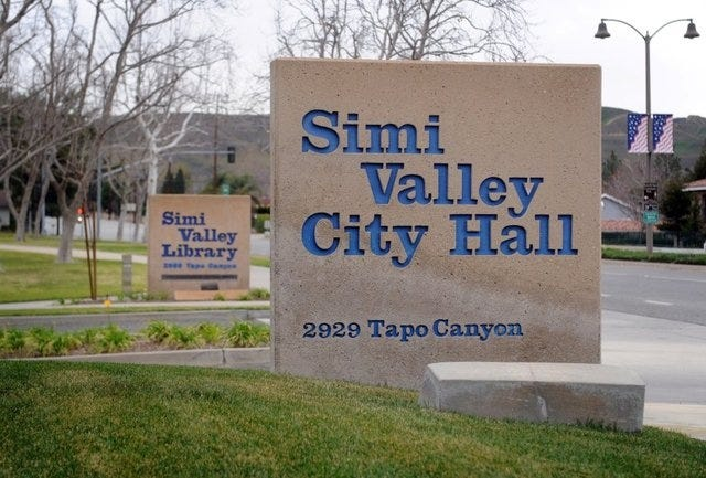 The Southwest Voter Registration Education Project is threatening to sue Simi Valley if it doesn't voluntarily change to a system whereby City Council members would be elected in separate districts.