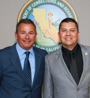 Undersecretary Ralph Diaz was named Acting Secretary of California Department of Corrections and Rehabilitation.