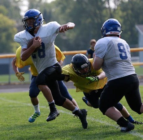 High school football: Merrill faces challenge from state powerhouse in season opener