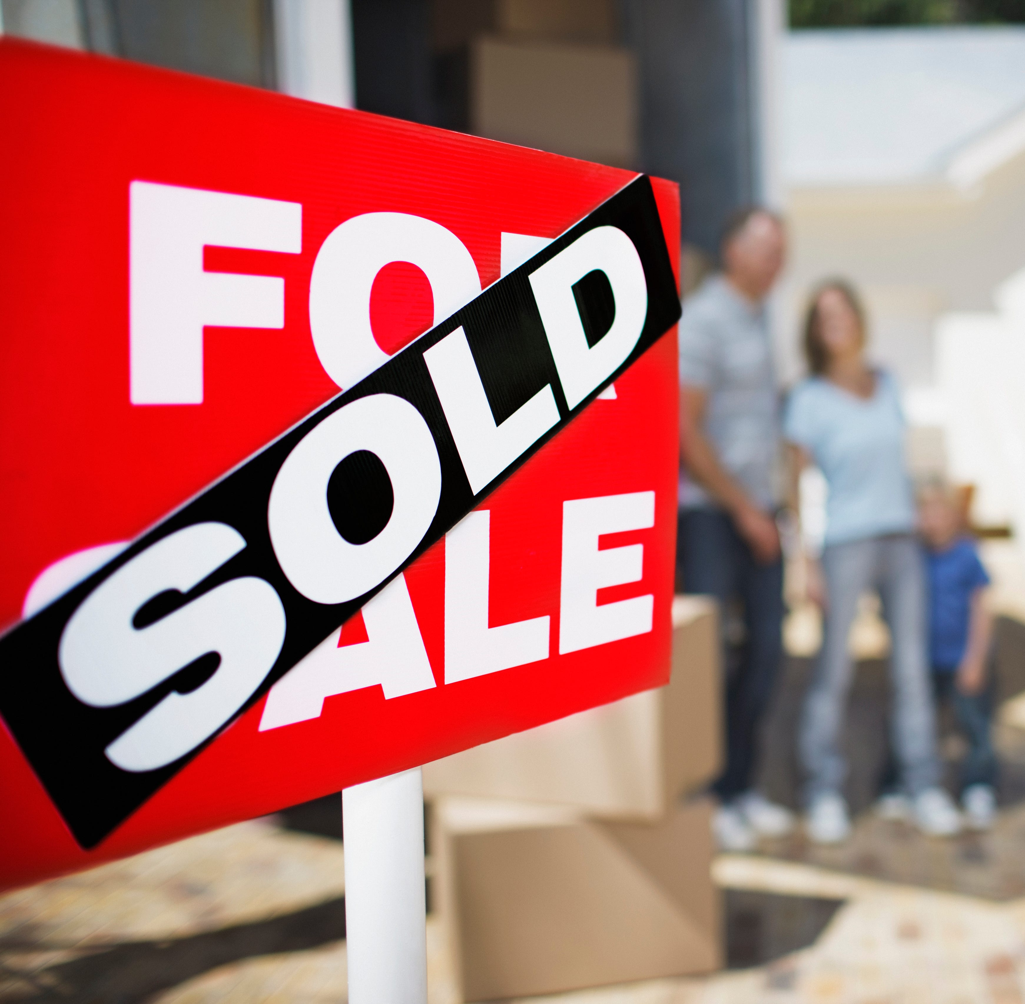 Million dollar homes, meh! 153 properties sold for $450K or less in April
