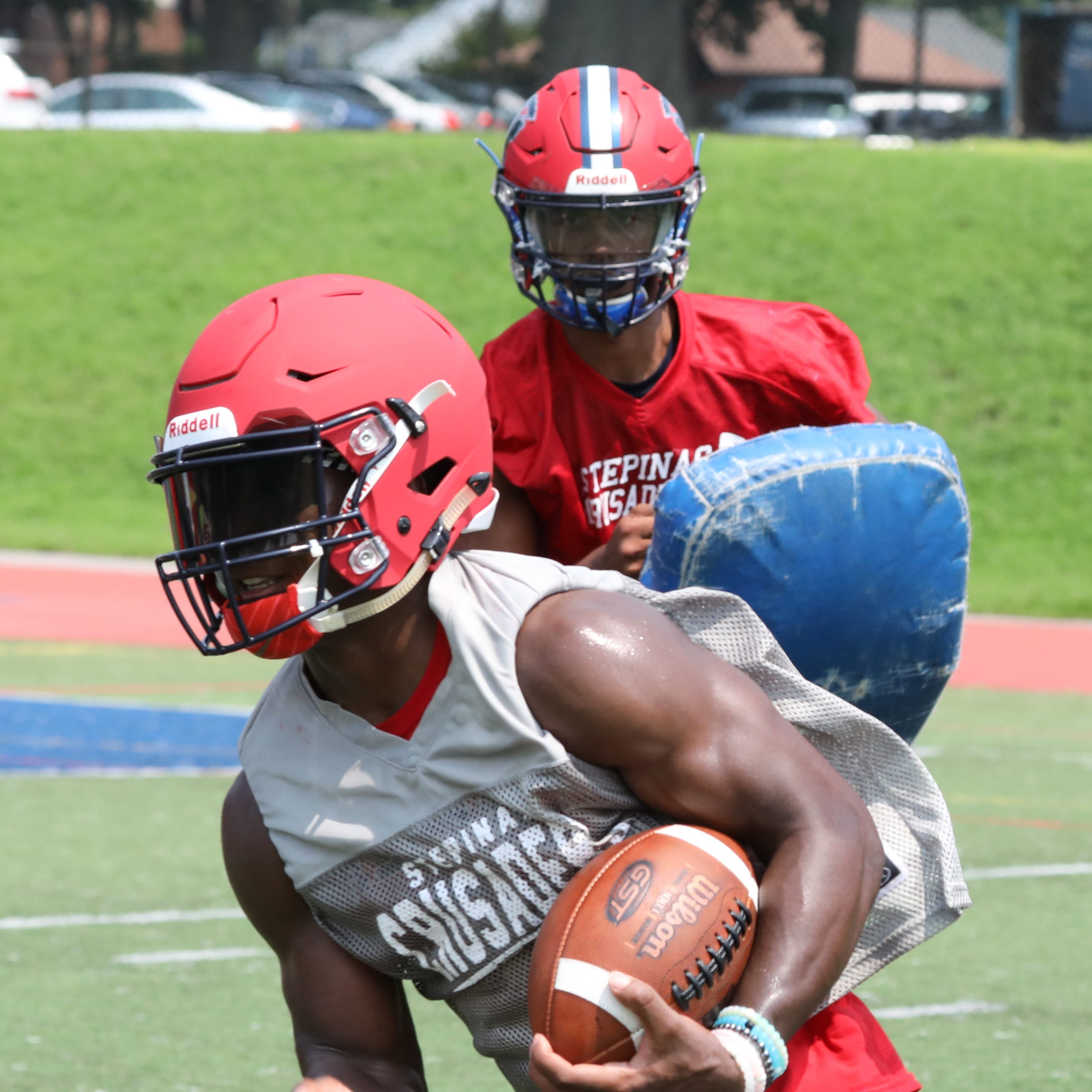 Football: Despite loss of Trill Williams, others, Stepinac anticipates no drop off