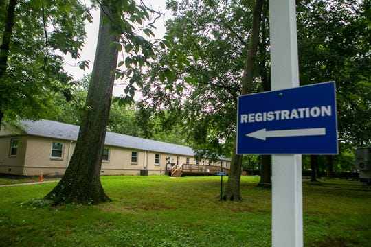 The Mid Atlantic Vipassana Meditation Center (Dhamma Pubbananda) in 2013 purchased the 13-acre former orphanage and expanded last year to serve 60 people at a time, in 10-day sessions offered free of charge.