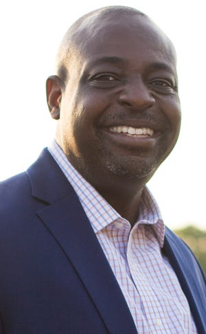 """Adewunmi """"Ade"""" Kuforiji is a Democrat running for the House of Representatives in District 34."""