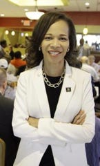 Lisa Blunt Rochester is a Democrat running for the U.S. House of Representatives.