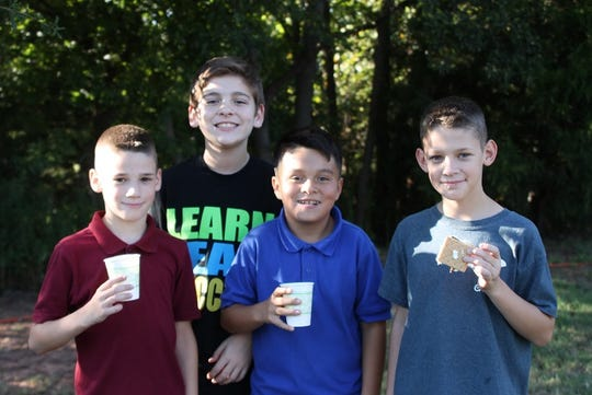 Camp Fire members enjoy fun activities and get a free hot meal each weekday during the groups after-school program, which begins Aug. 27.