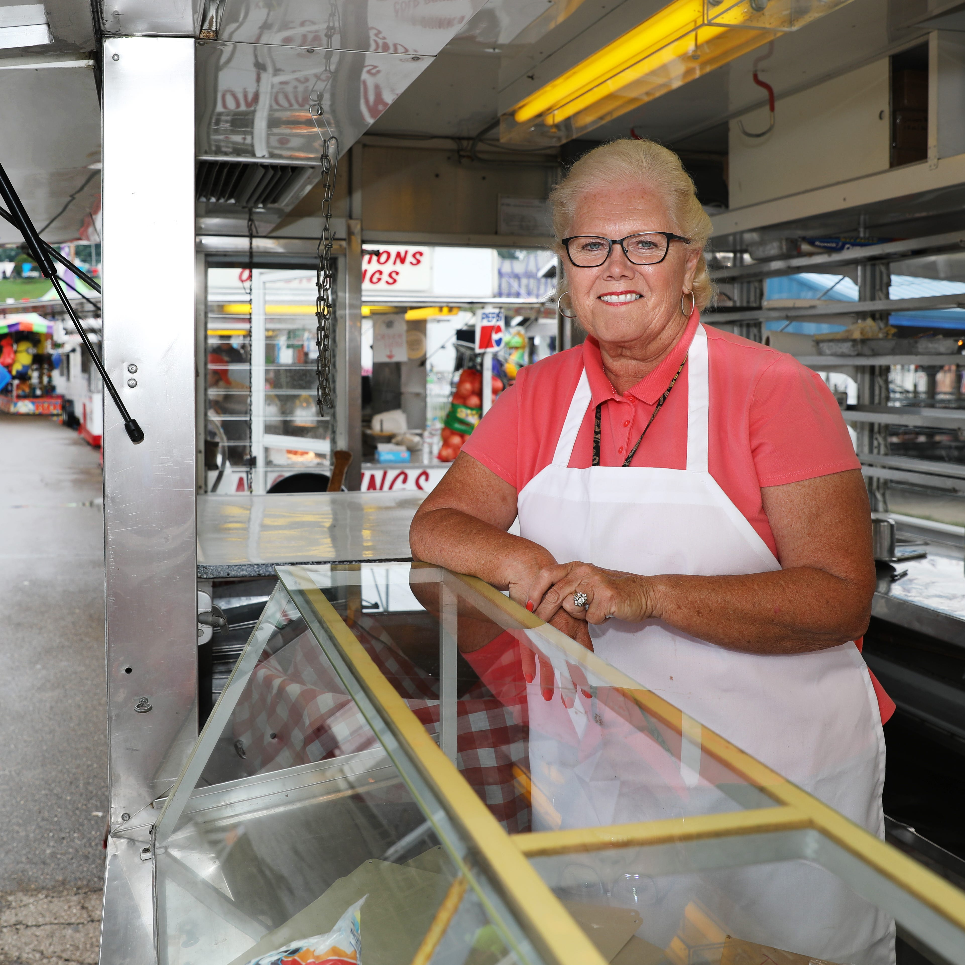Hoover Concession's fudge, fries become a staple at Muskingum County fair