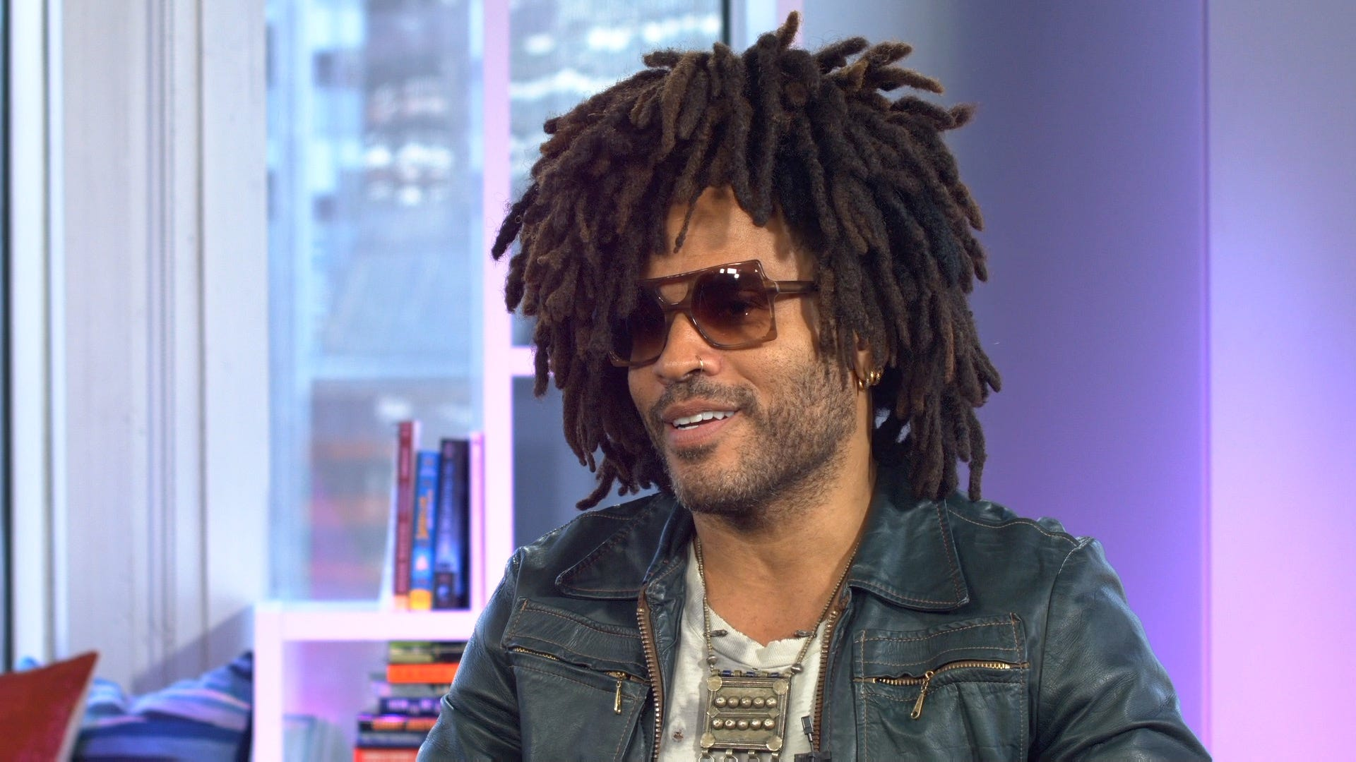 Lenny kravitz talks michael jackson feature on new album