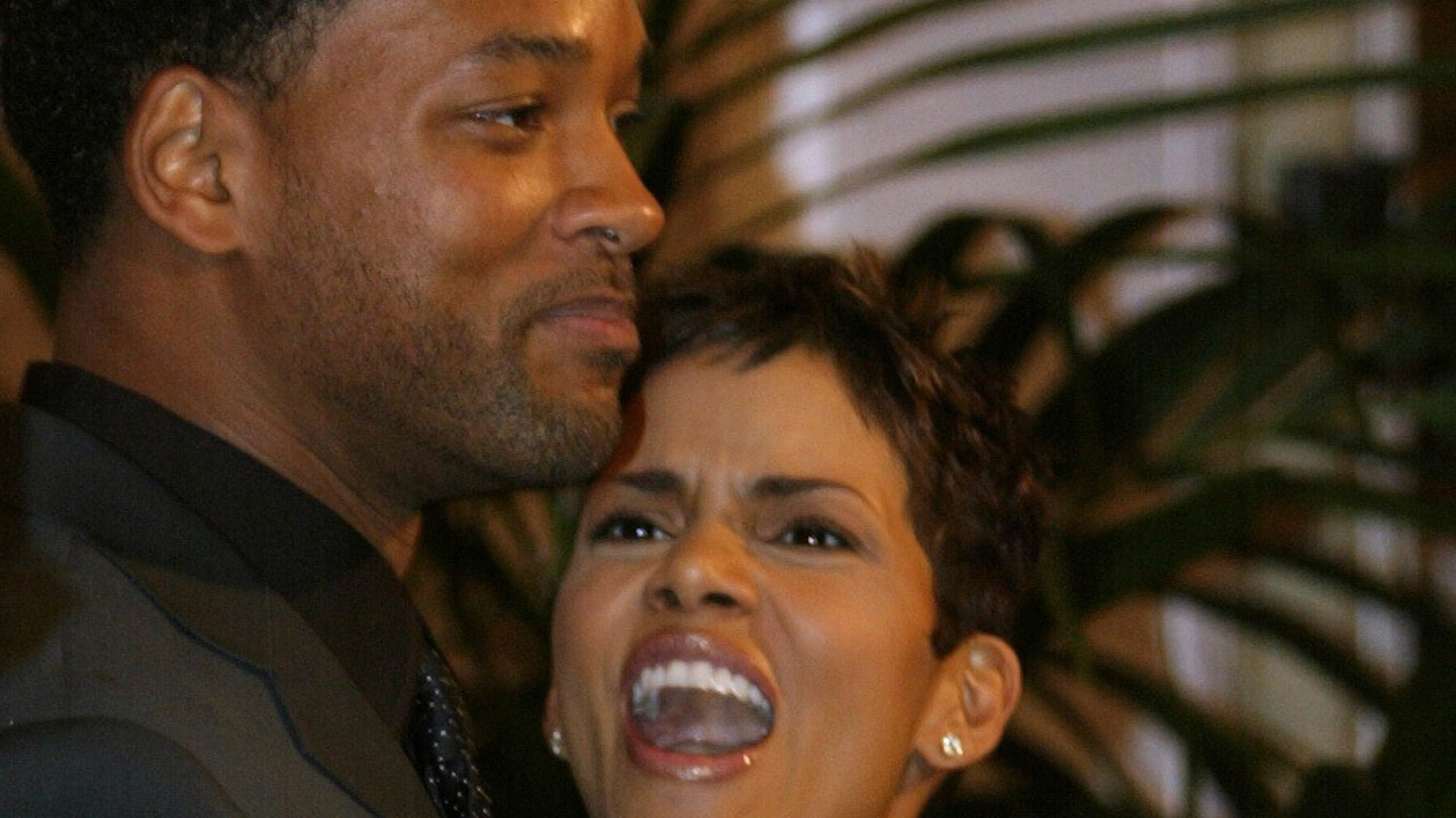 Will Smith and Halle Berry share hilarious mash-up photos of their faces