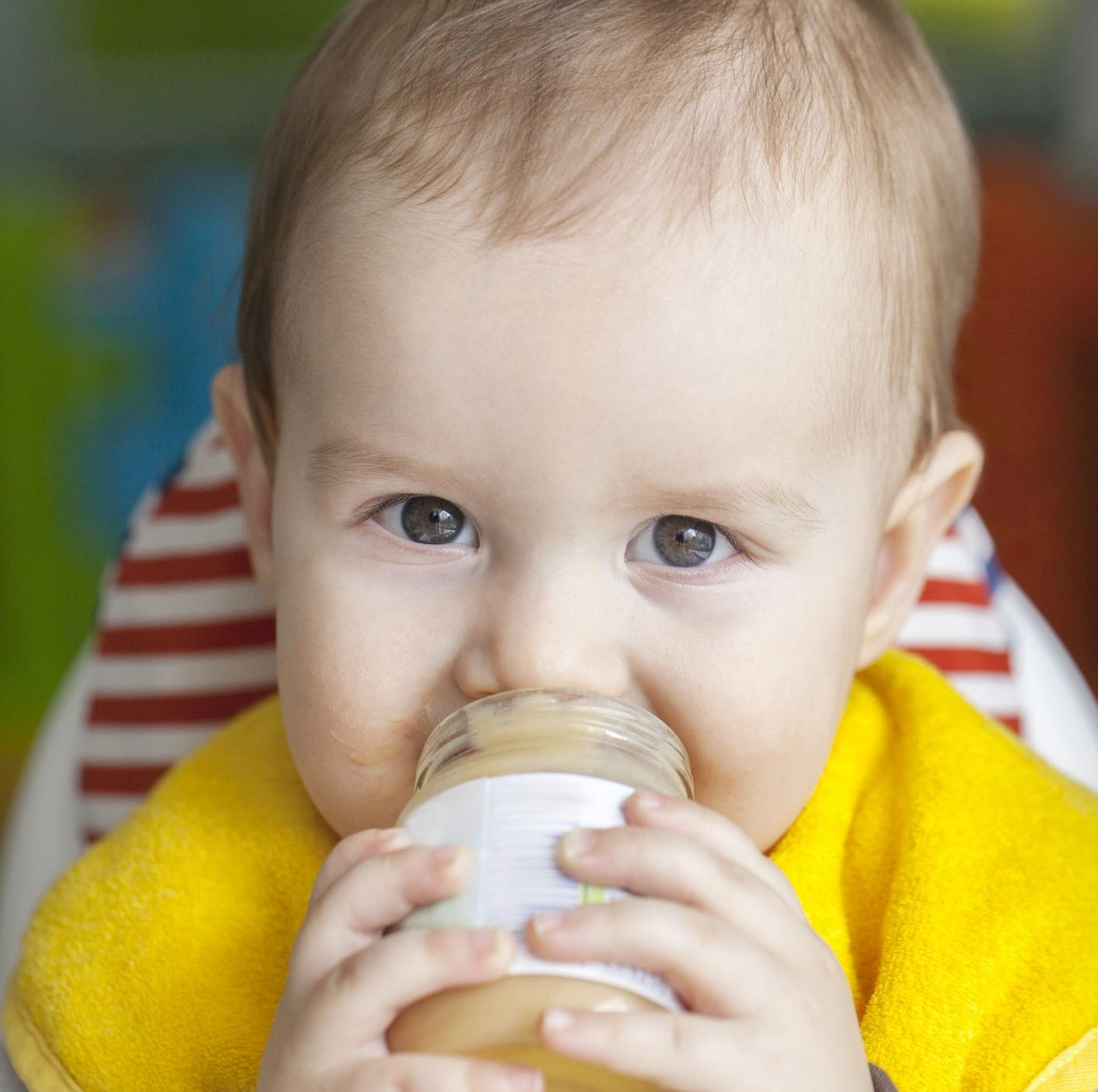 Organic baby food is as likely as conventional foods to have heavy metals, Consumer Reports found
