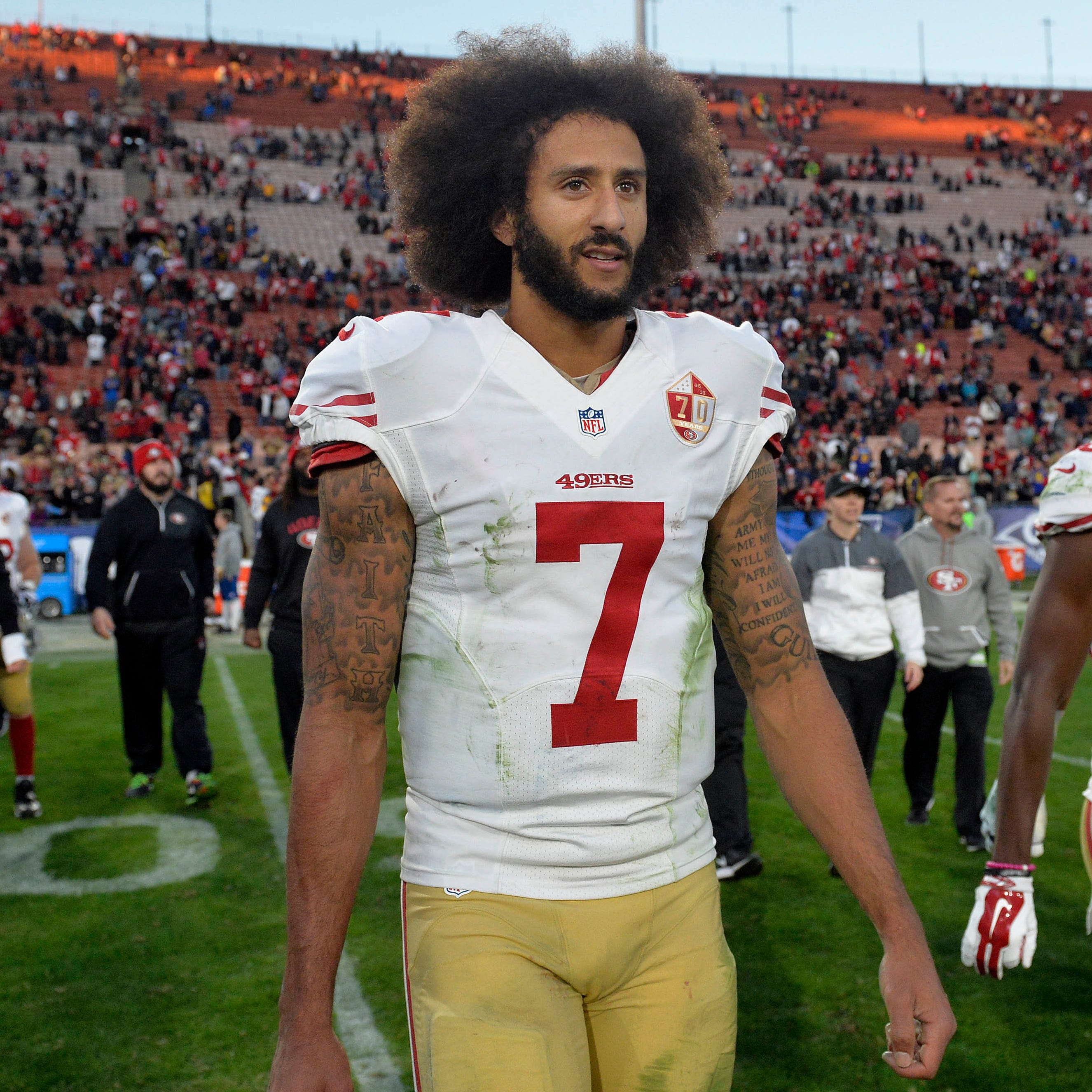 John Elway should be embarrassed over his disingenuous comments about Colin Kaepernick