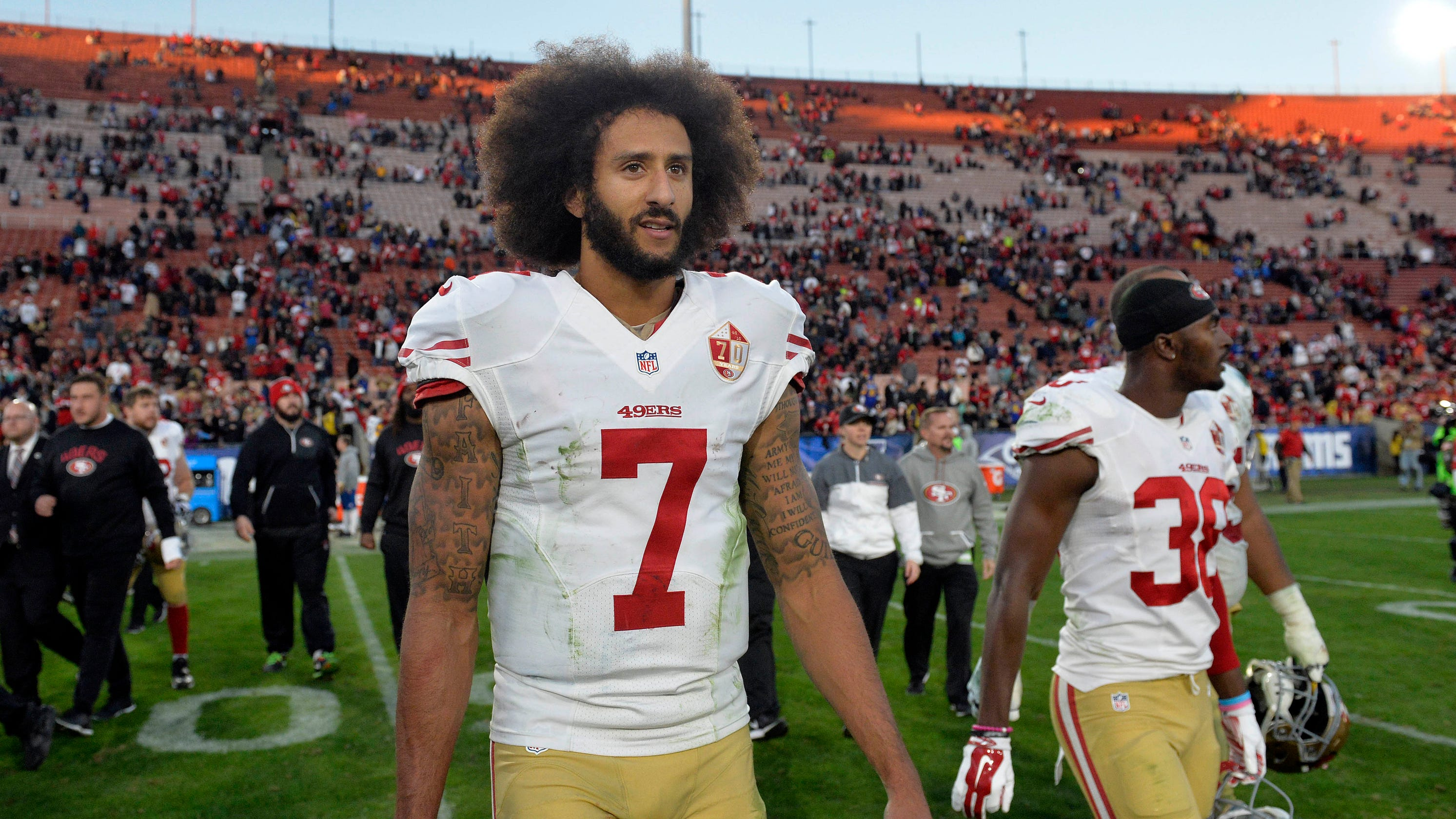 614393749b9 Colin Kaepernick belongs as an NFL QB — and these teams could use him