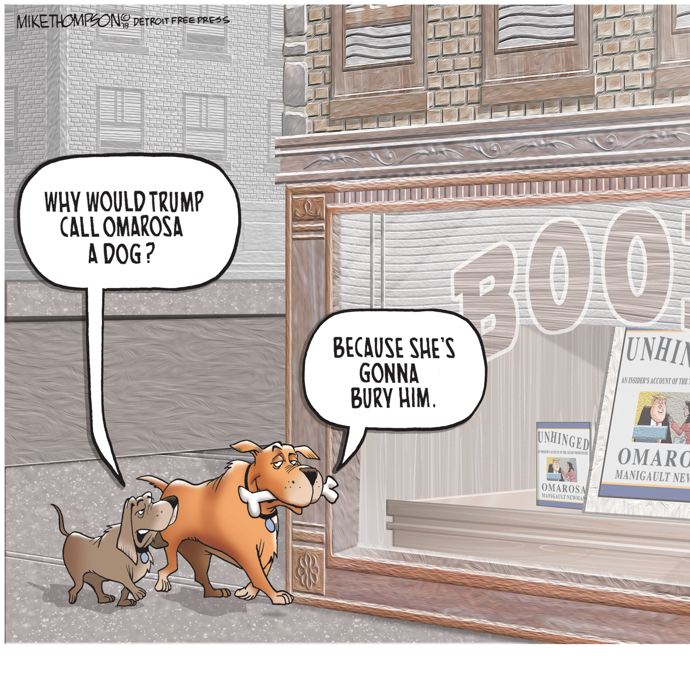 August political cartoons from the USA TODAY NETWORK
