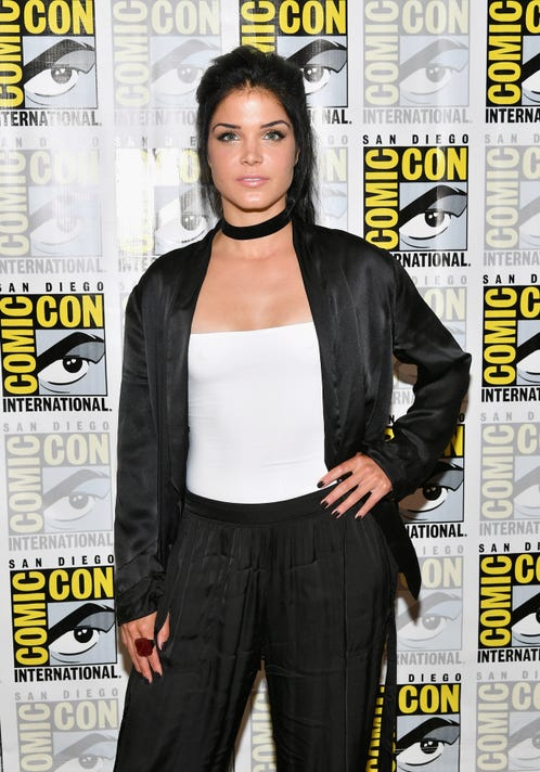 Marie Avgeropoulos, star on 'The 100,' arrested near Los ...