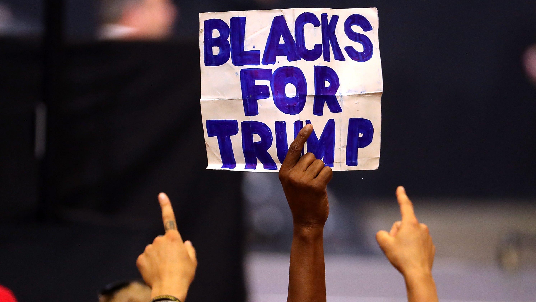 Image result for black americans for trump