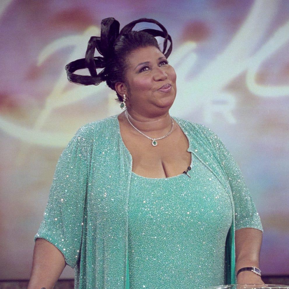 When Aretha Franklin threw shade, we loved it