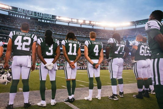 Nfl Atlanta Falcons At New York Jets