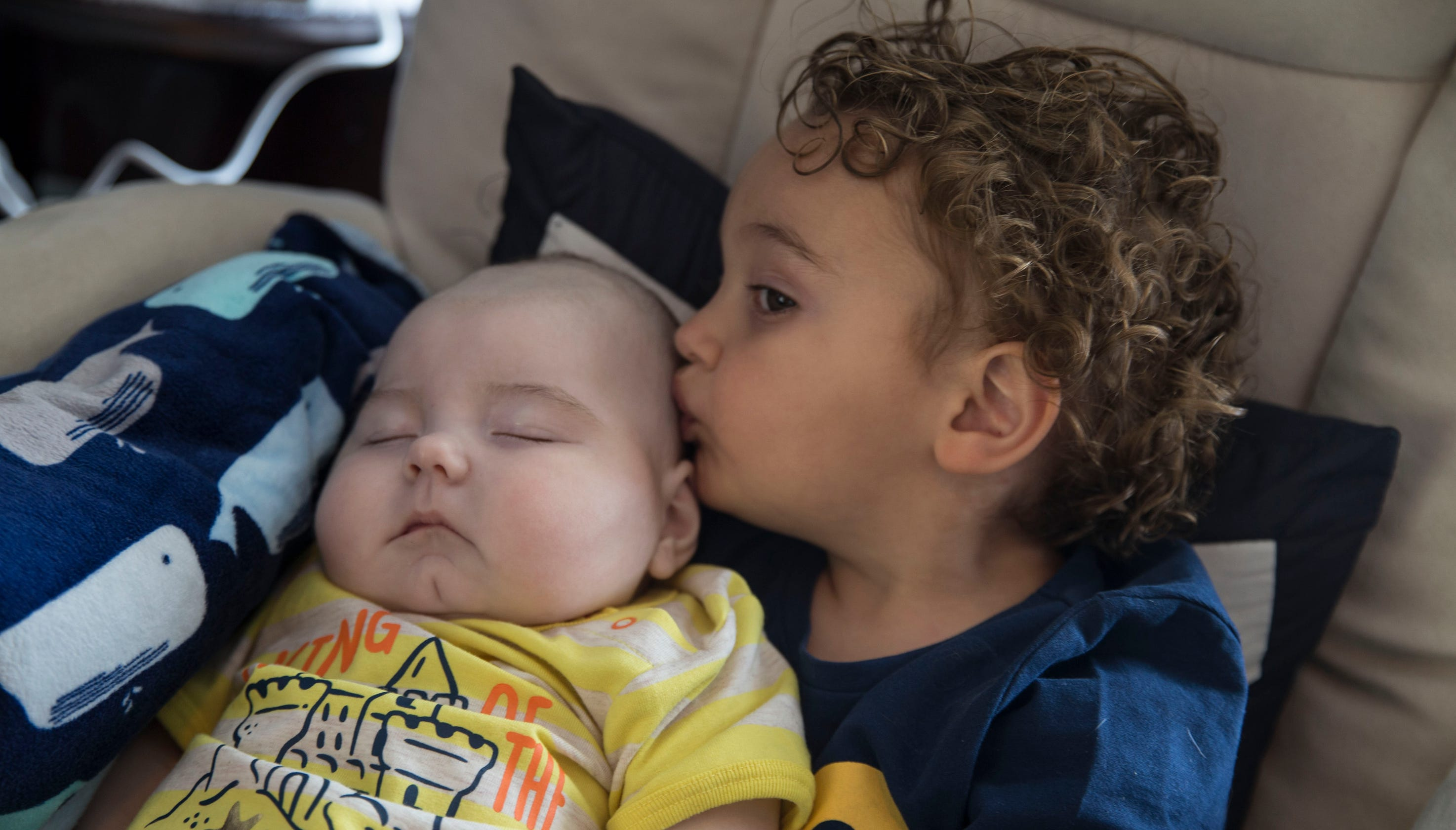 Helping Hands: Berkeley family of severely disabled baby