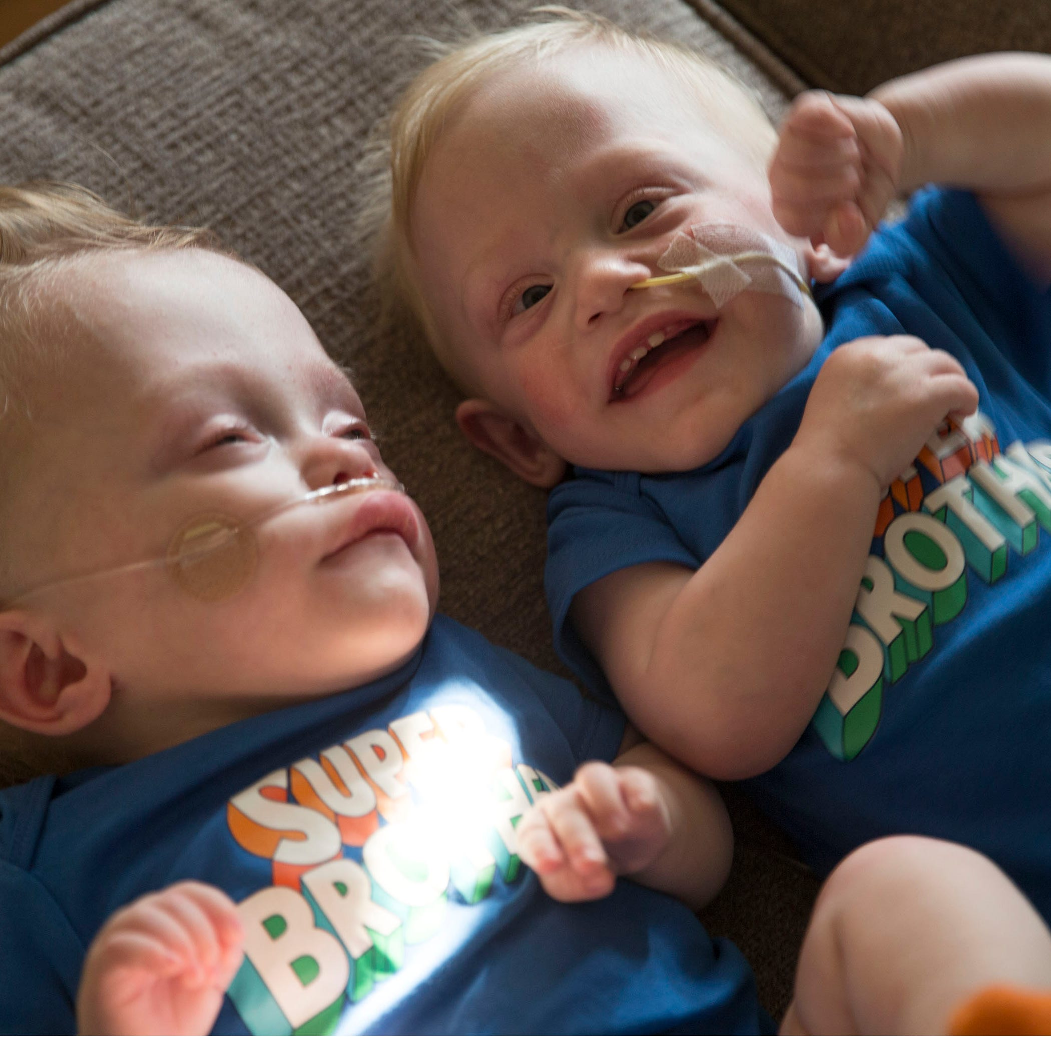 One year after ordeal with premature triplets, Beachwood family to receive courage award