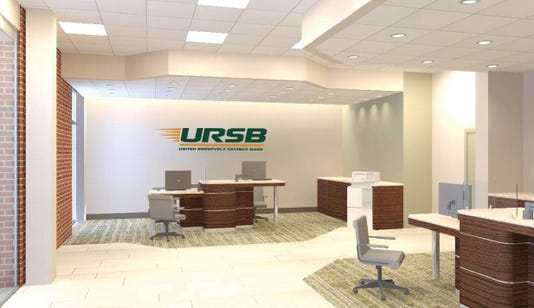 United Roosevelt Savings Bank plans renovations PHOTO CAPTION