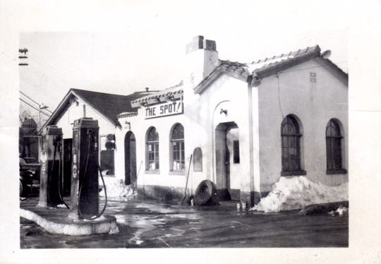 Photo of The Spot! from Feb. 24, 1948