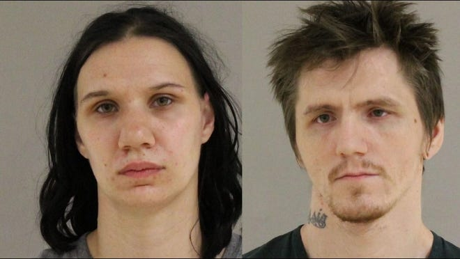 Andrea Todd, 26 and Alexander Birkenmeyer, 30.