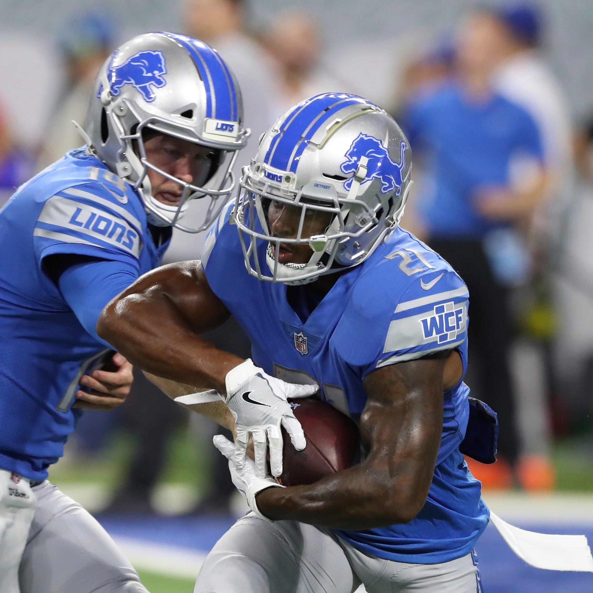 Detroit Lions lose to New York Giants in preseason, 30-17