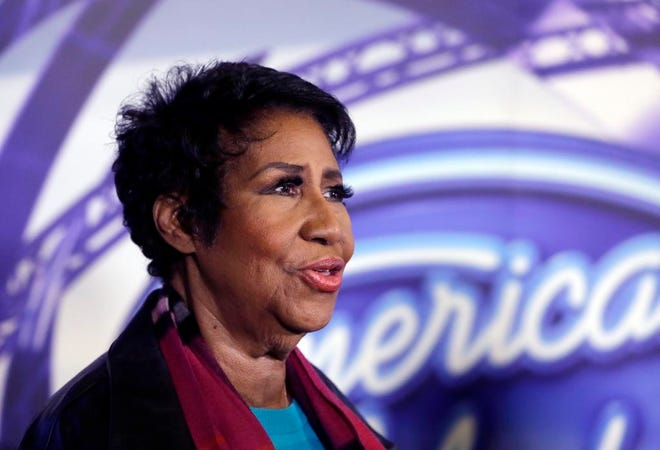 Aretha Franklin was interviewed after a taping for American Idol XIV at The Fillmore Detroit in 2015. She once expressed interest in being a judge on the popular show.