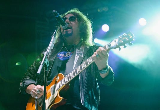 The Children Matter Benefit Concert Featuring Gene Simmons Ace Frehley Don Felder And Cheap Trick