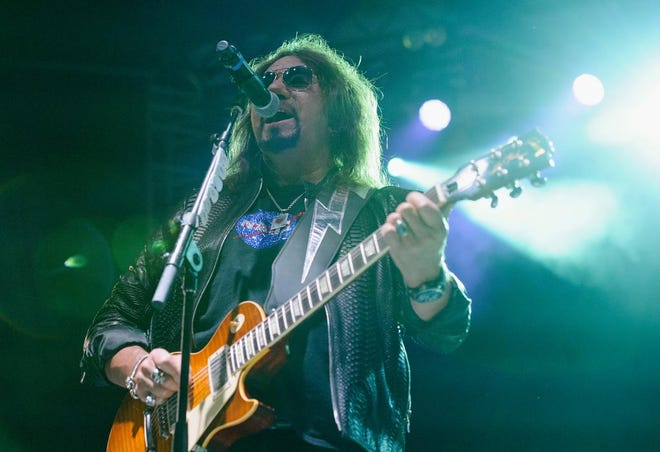 Ace Frehley will performsSaturday at Motor City Muscle in downtown Detroit.