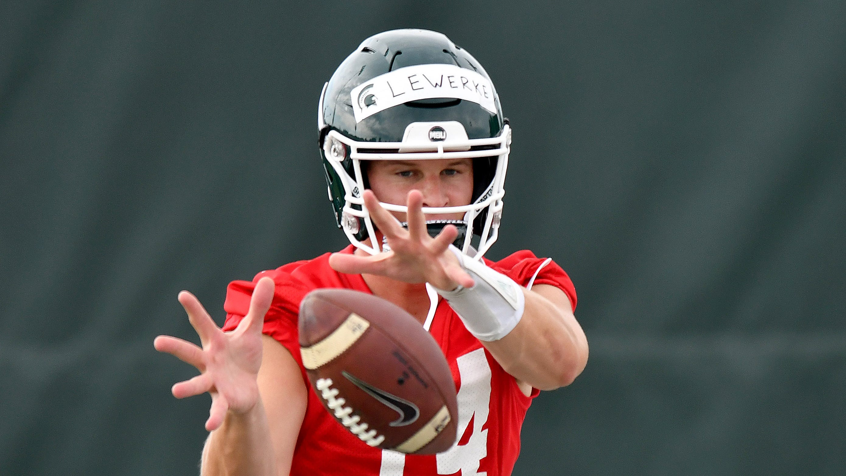 Frustrated MSU offense eager to catch up to defense