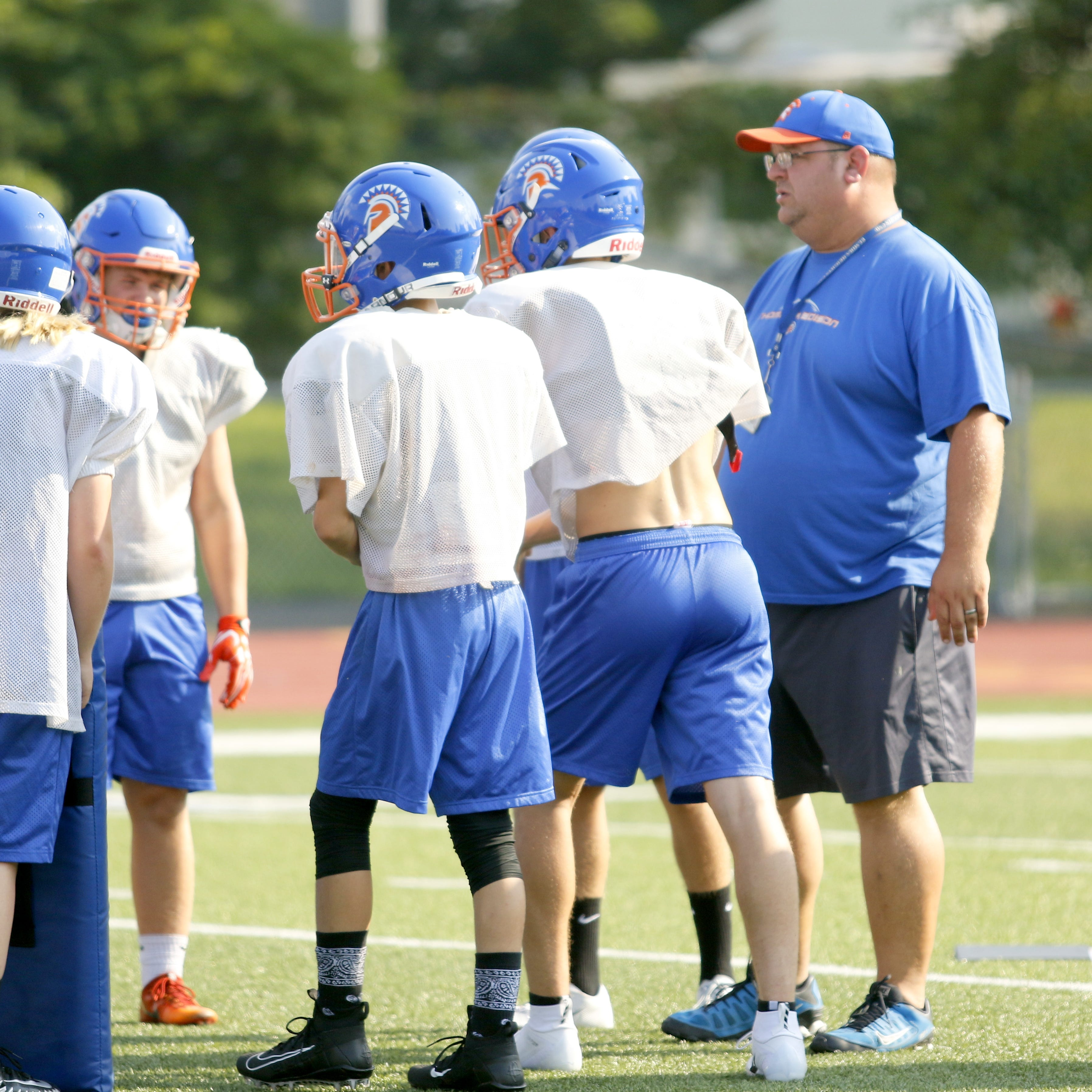 Kyle Erickson brings experience to role as Edison football head coach