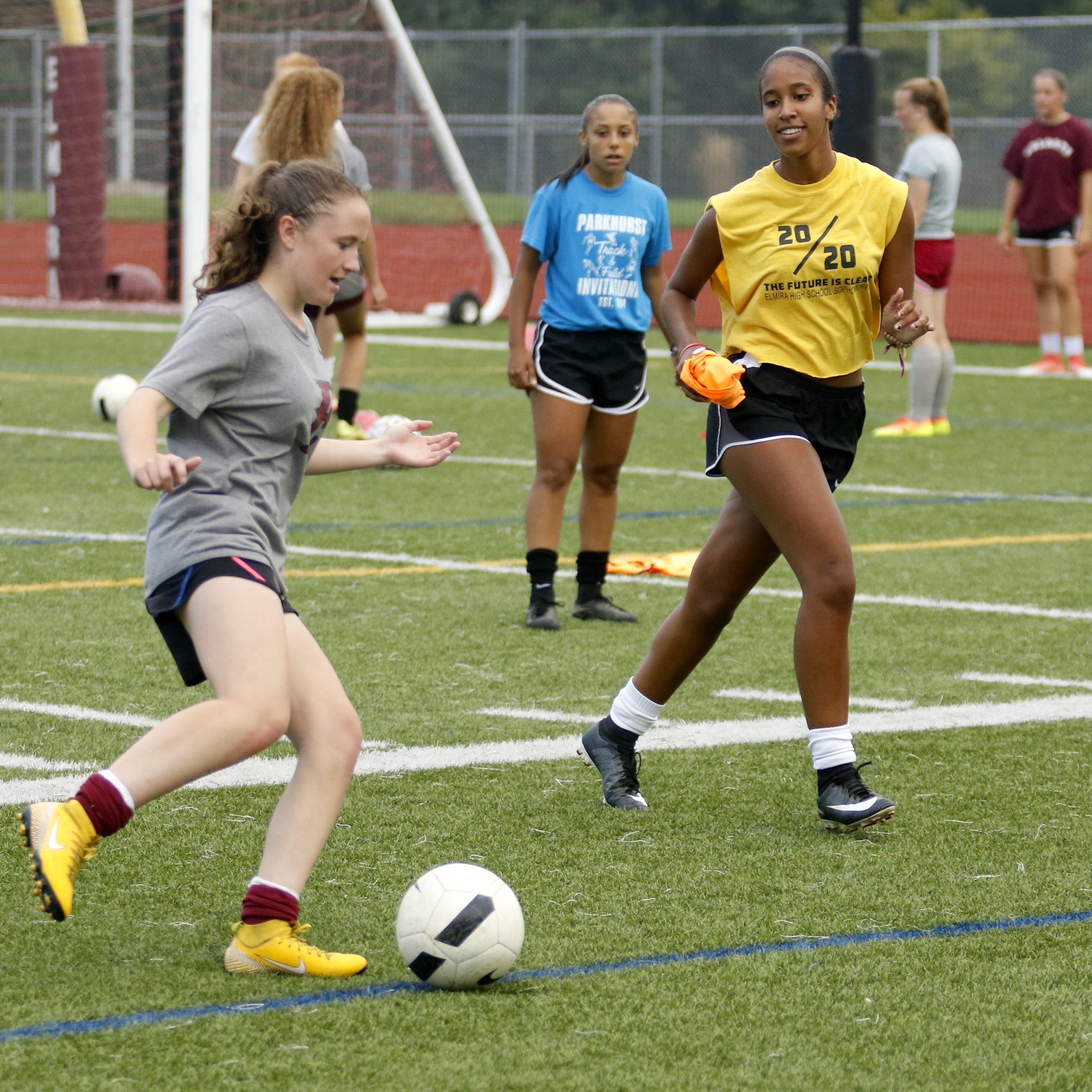 Girls soccer: With all-state talent gone, Elmira tries to stay at the top