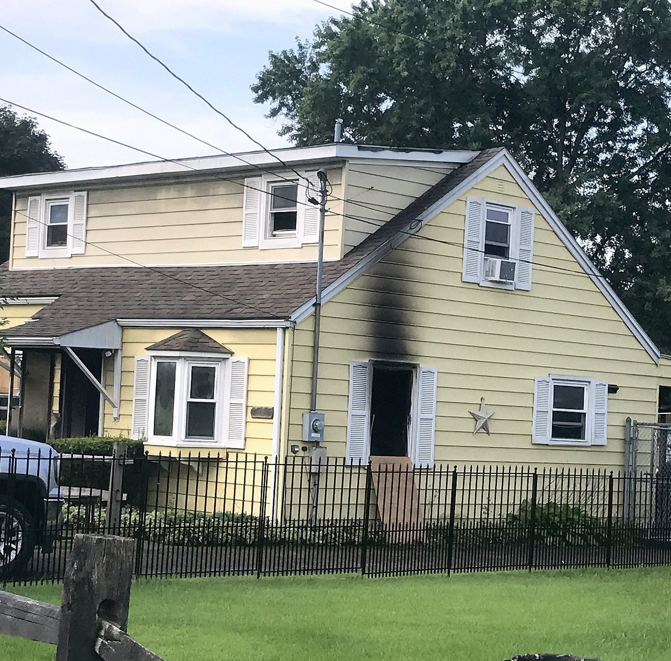 Horseheads house fire deemed suspicious