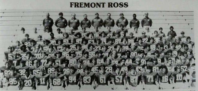 Fremont Ross earned the only postseason victory in program history in 1983.