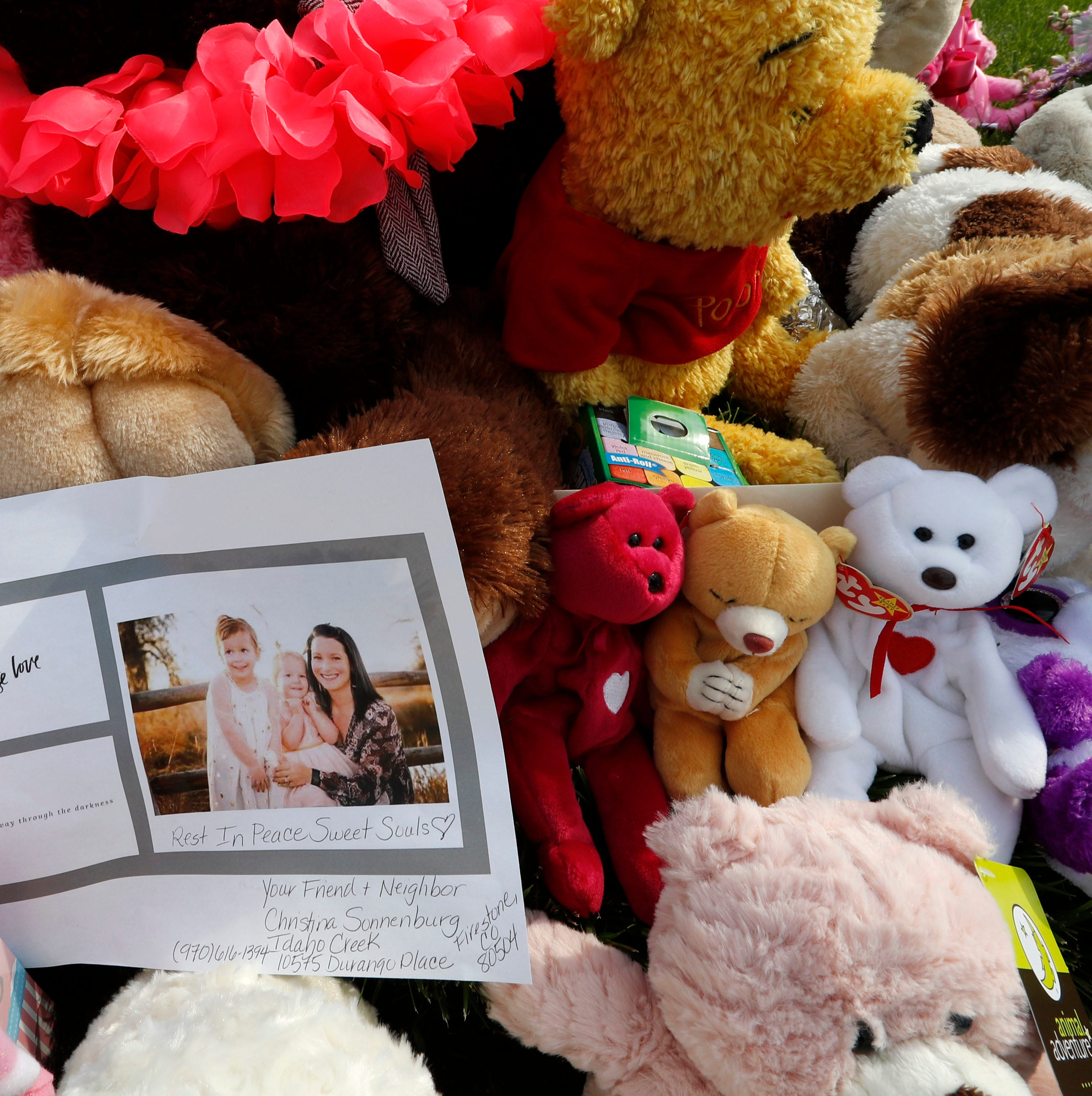 Authorities prepare to file charges in Colorado family killings