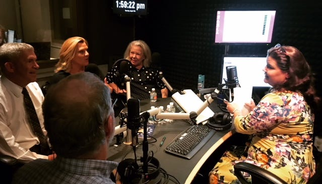 Listen: WGCU Gulf Coast Live panel discusses attacks on the media