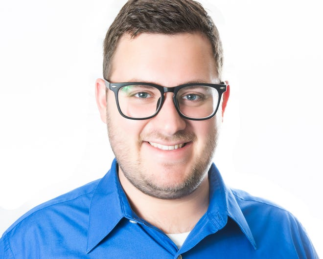 David Bogner, 26, is one of two candidates in state district 76's first Democratic primary in decades.