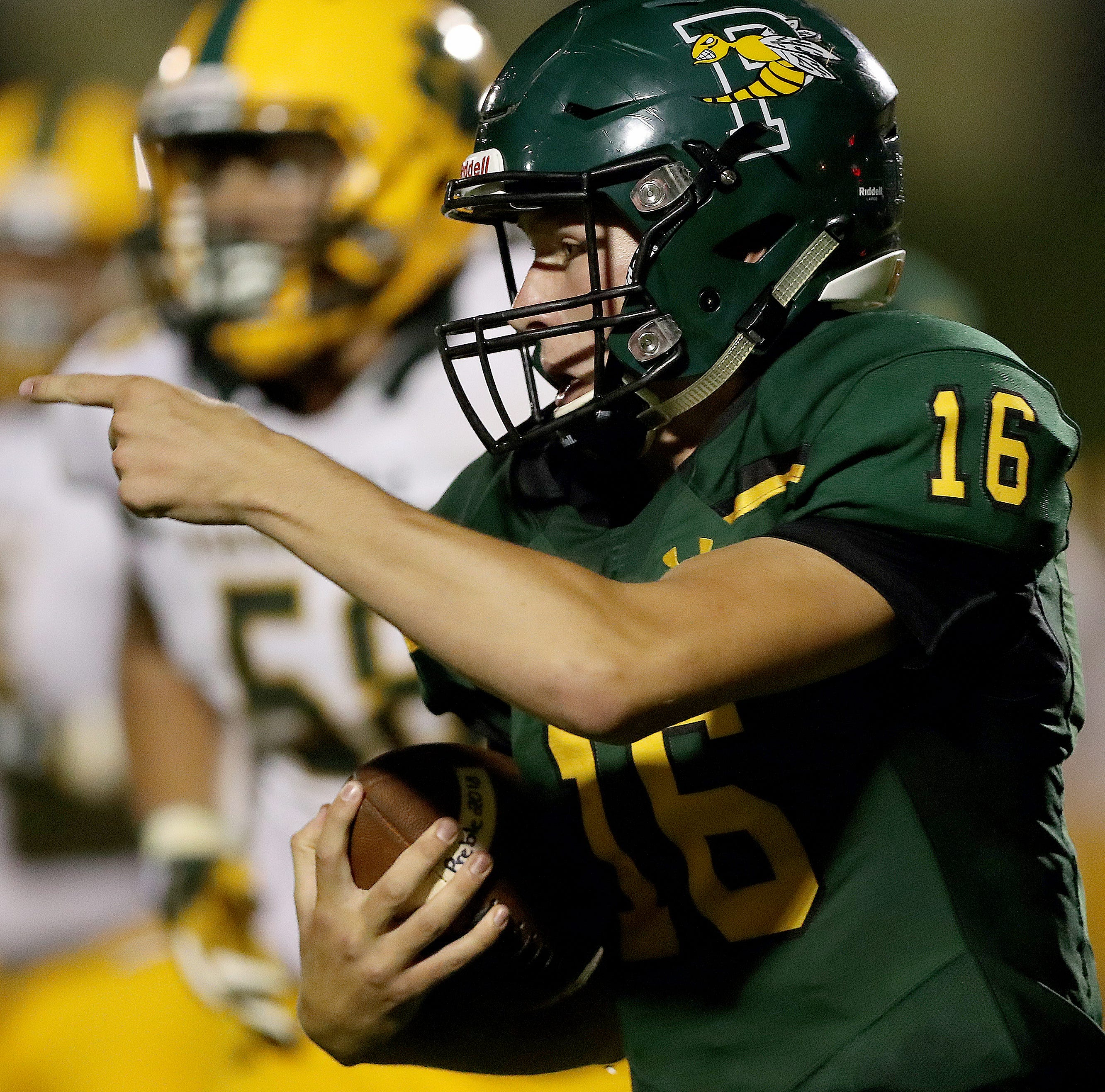 High school football: Week 1 rankings, top players for Green Bay area