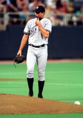 Mike Buddie pitched in 24 games for the New York Yankees in 1998