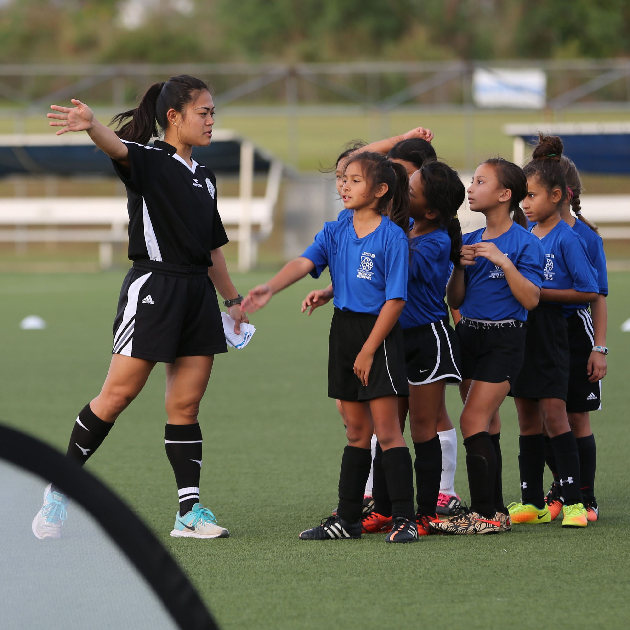 Youth soccer players can register for Center of Excellence