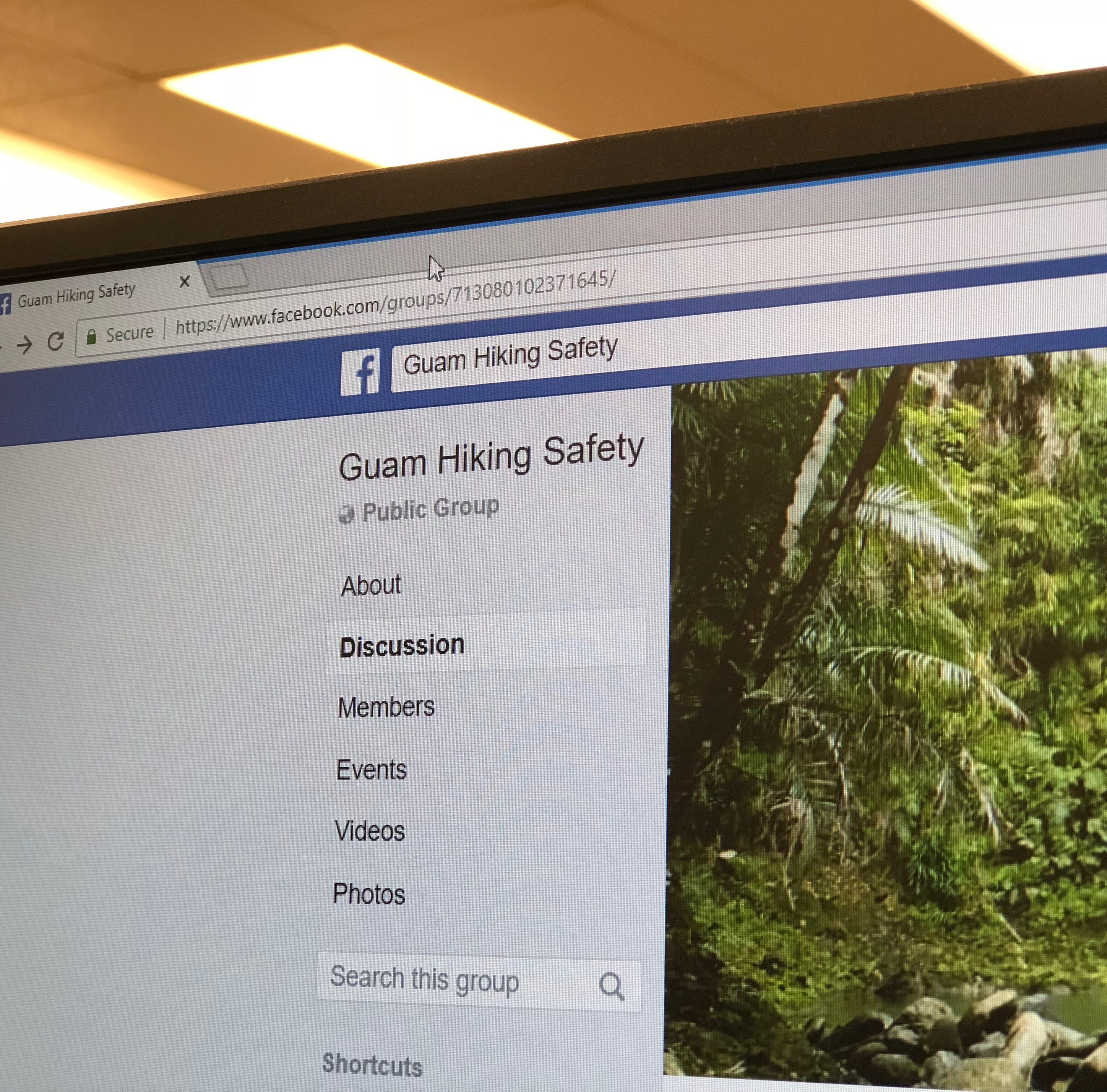 New Facebook group created on hiking safety in wake of tragedy