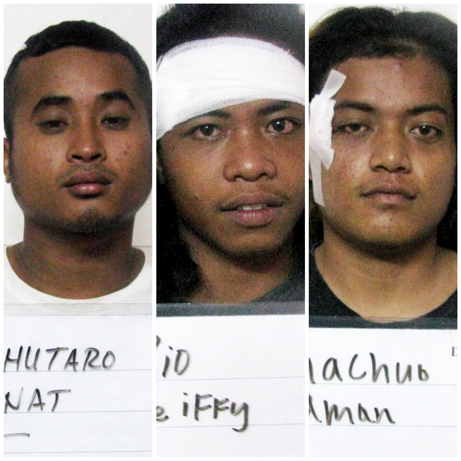3 men, one minor charged in Tamuning assault on GPD officer and relatives